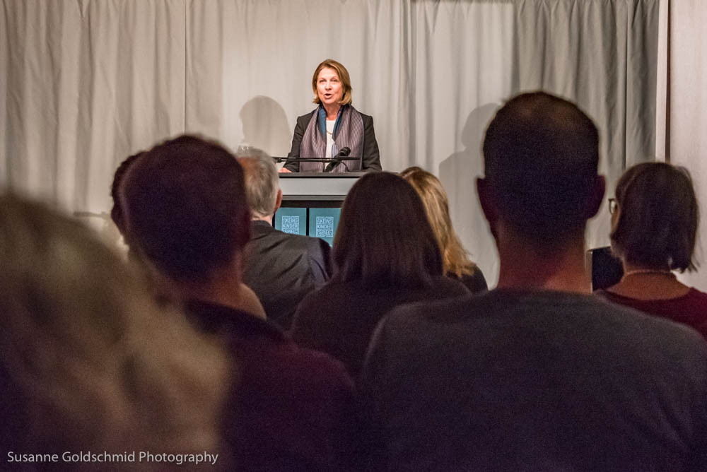 Esther Gaillard (Vizepräsidentin Rat SEK)