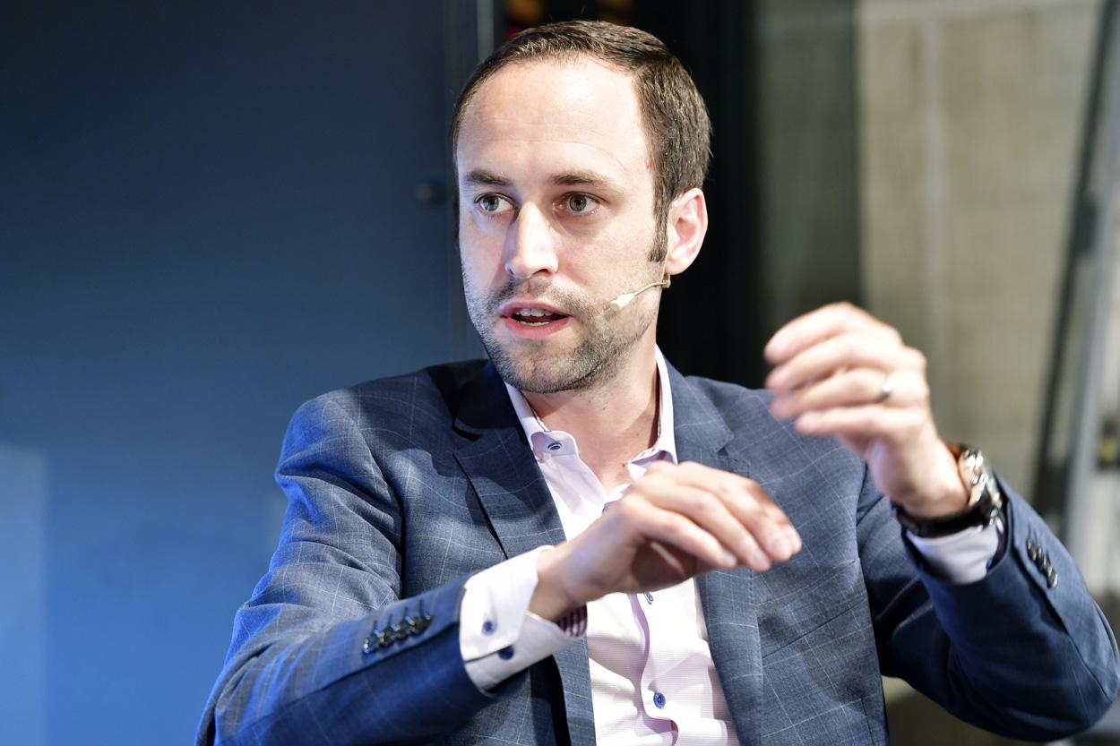 Christian Wasserfallen (conseil national et vice-président du PLR.Les Libéraux-Radicaux)