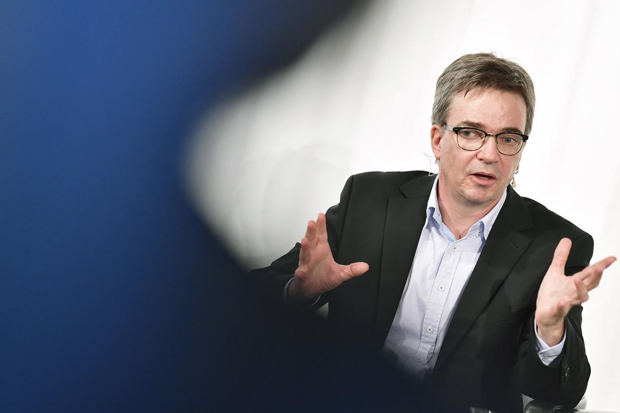 Charles Martig (directeur du Centre alémanique des médias)