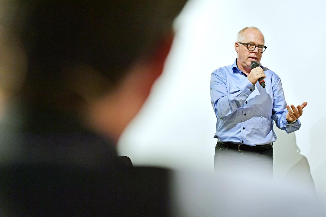 Thomas Göttin (Directeur Forum politique Berne)