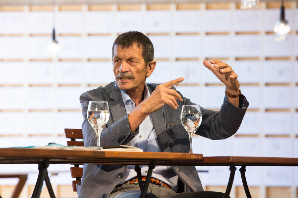 Prof. Dr. Ueli Mäder (Soziologie-Professor, Universität Basel)