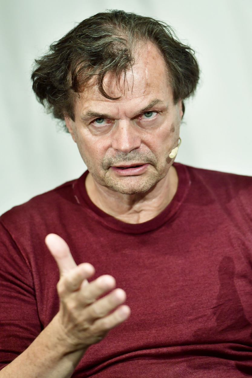 Dieter Mersch (professeur d'esthétique et de théorie, ZHDK)