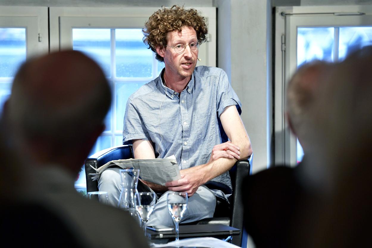 Roland Fischer (Kurator, Moderator)