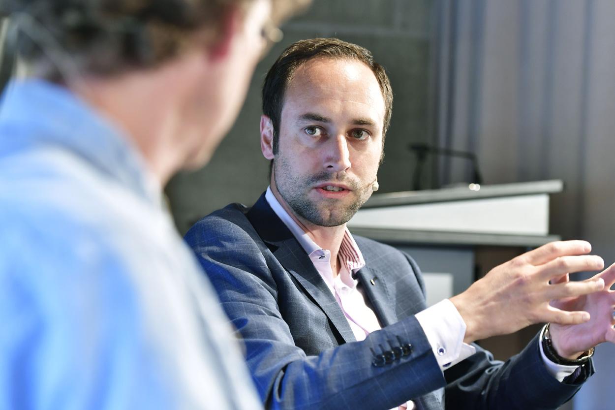 Christian Wasserfallen (Nationalrat und Vizepräsident der FDP. Die Liberalen)