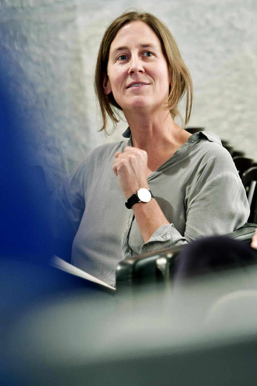 Prof. Dr. Silke Adam (Direktorin Inst. für Kommunikations- und Medienwissenschaften Uni Bern)