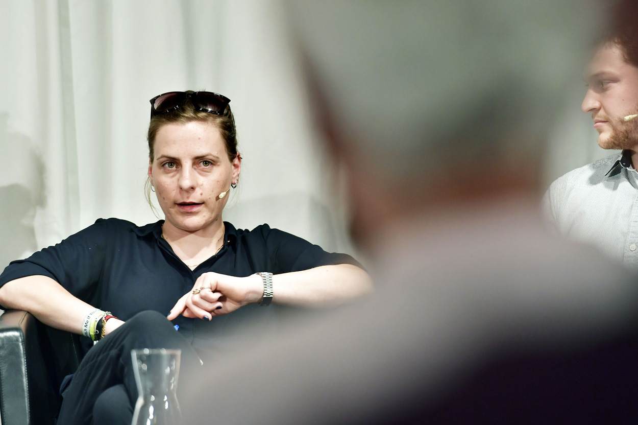 Kathia von Roth (tale:net, Hamburg)