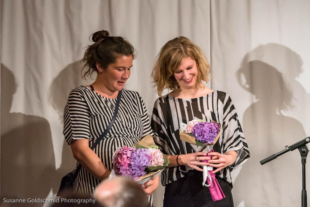 Dana Pedemonte und Anna Weber (Face Migration)