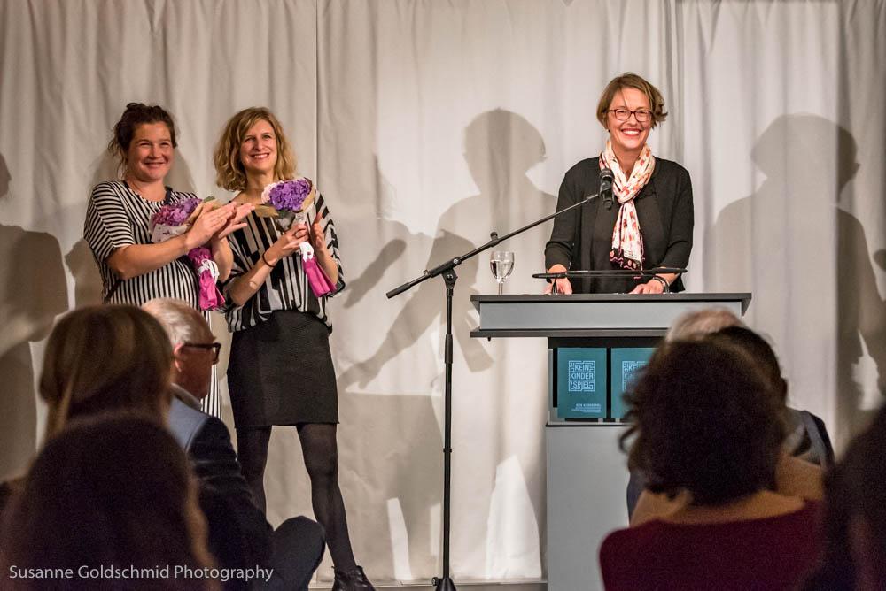 Dana Pedemonte, Anna Weber und Martina Kamm (Face Migration)