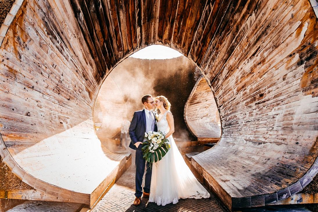 Vicky & Alex - Hochzeitsfotografen aus Münsterland