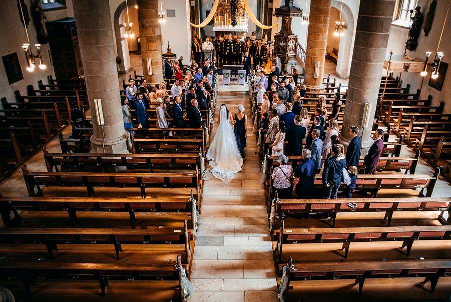 Vicky & Alex - Hochzeitsfotograf in Münster