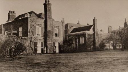 Lamb House in Rye