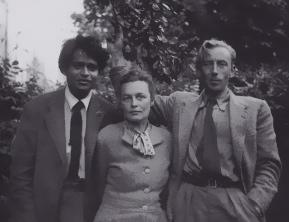 James Meary Tambimuttu, Kathleen Raine, Gavin Maxwell