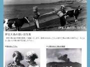 伊豆大島の思い出写真