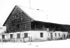 Alte Scmiede von Michael Silbereisen 1945