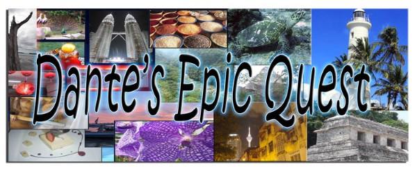 Dante's Epic Quest