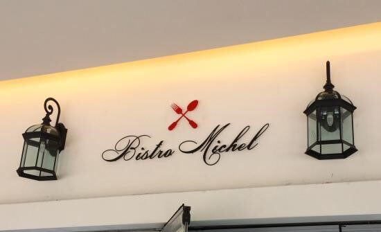 Bistro Michel may be tucked away in a shopping centre, but its a worthy find. Dante Harker