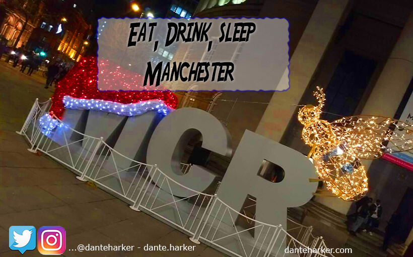 Eat, Drink, Sleep - Manchester - Dante Harker