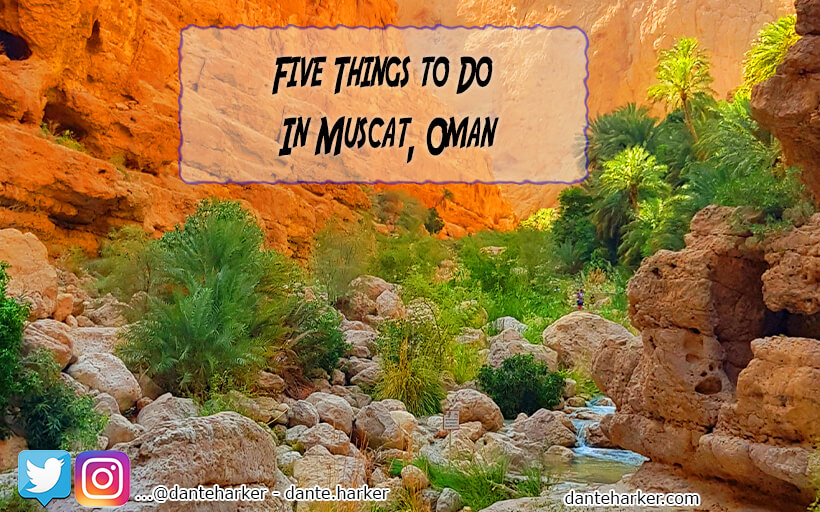 Five Things to Do in Oman