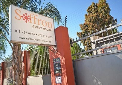Saffron Guesthouse in Melville, Johannesburg was the ideal choice for us. Dante Harker