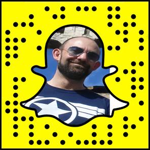 Dante Harker on Snapchat