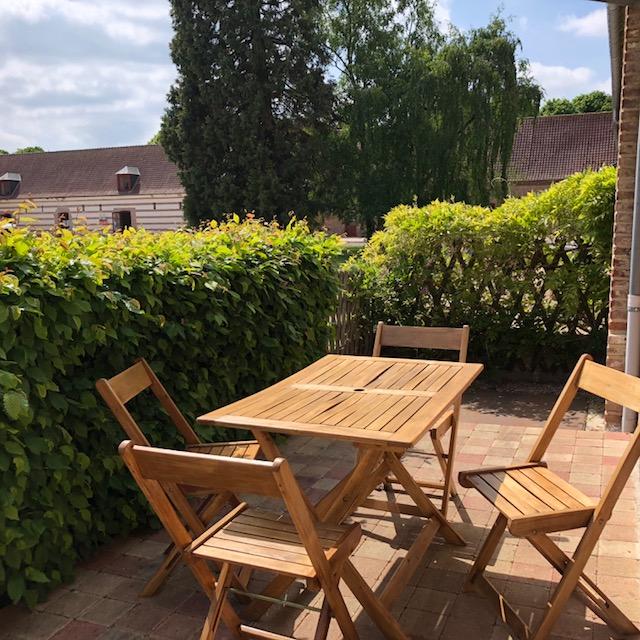 Ferme de Mézoutre - gîtes et chambres d'hôtes en Baie de Somme - Picardie