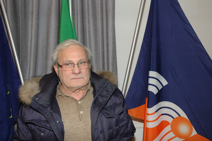 Adelelmo Zappelli - Presidente CSI Fermo