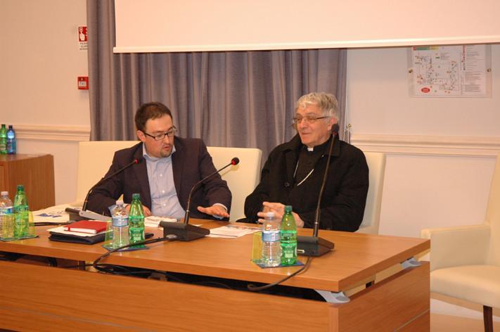 Daniele Tassi - S.E. Mons. Edoardo Menichelli Vescovo di Ancona