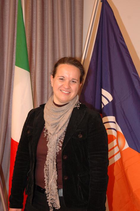 Katia Calvani - Presidente CSI Macerata