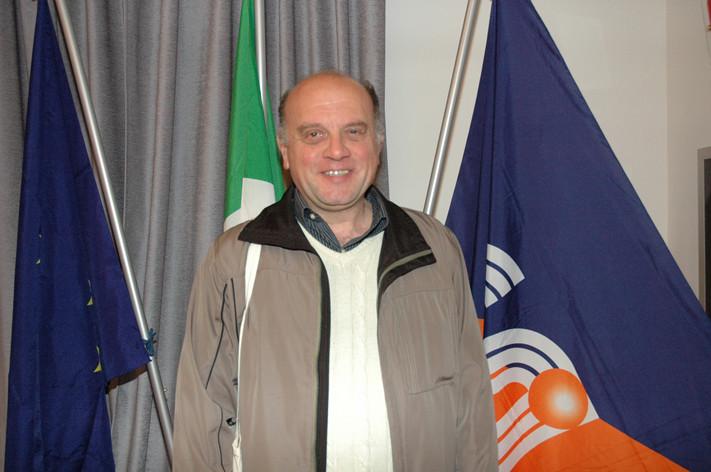 Francesco Iacucci - Presidente CSI Pesaro Urbino