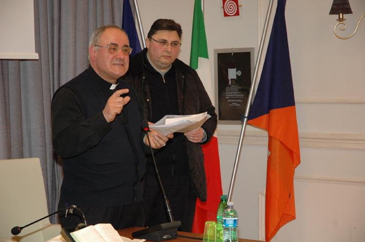 Don Luigino Scarponi - Padre Roberto Zorzolo