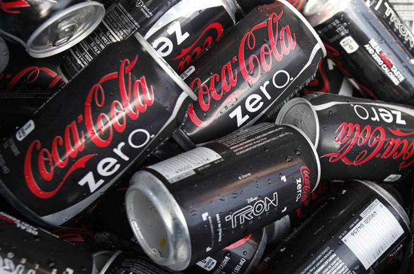 Zero Getränke Light Drinks Süssstoffe