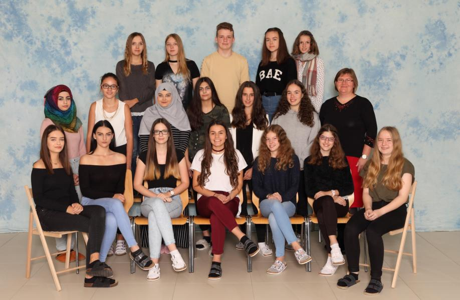 Unsere Klassen Im Schuljahr 2018 2019 Hblw Ried Erfolg Durch