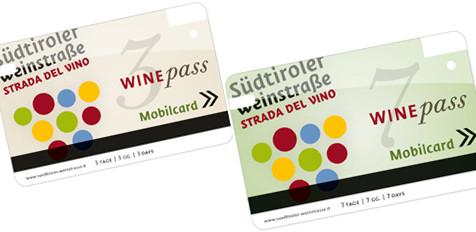 Der neue Winepass. Bild: www.suedtiroler-weinstrasse.it