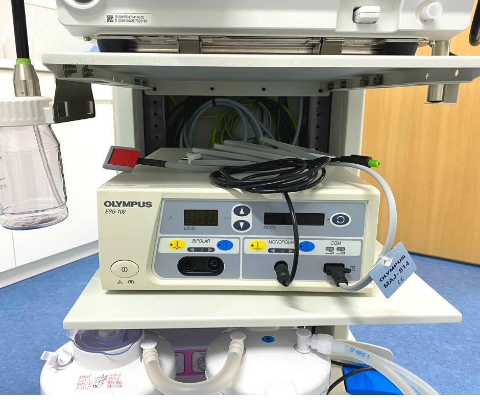 高周波装置(ESG-100)