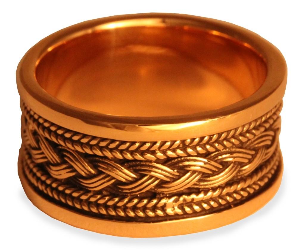 Ringe Wikinger Bronze Nickelfrei Flammenherz Gmbh