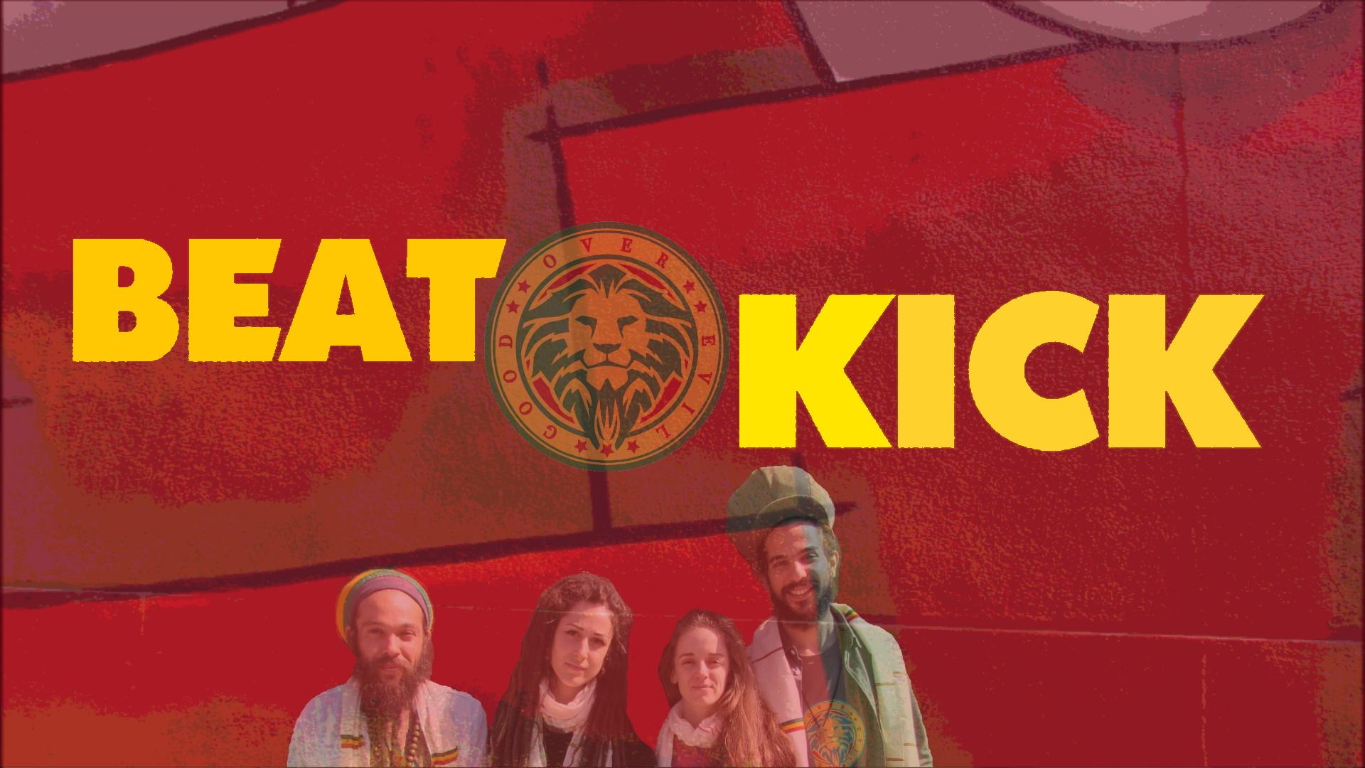 Beat kick Videolyric
