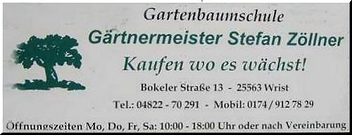 Gartenbaumschule Stefan Zöllner