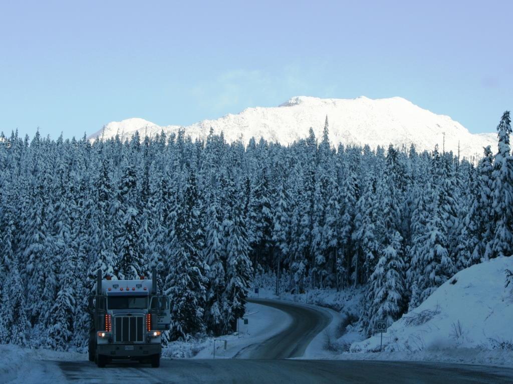 Truckstop, Whistler, Kanada