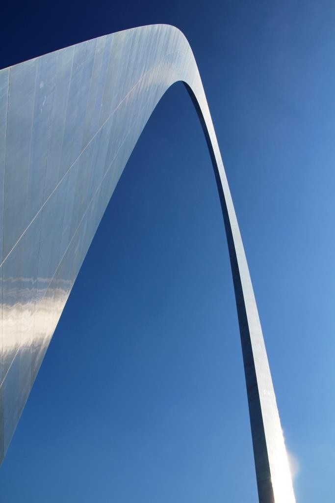 Gateway Arch, St. Louis, USA