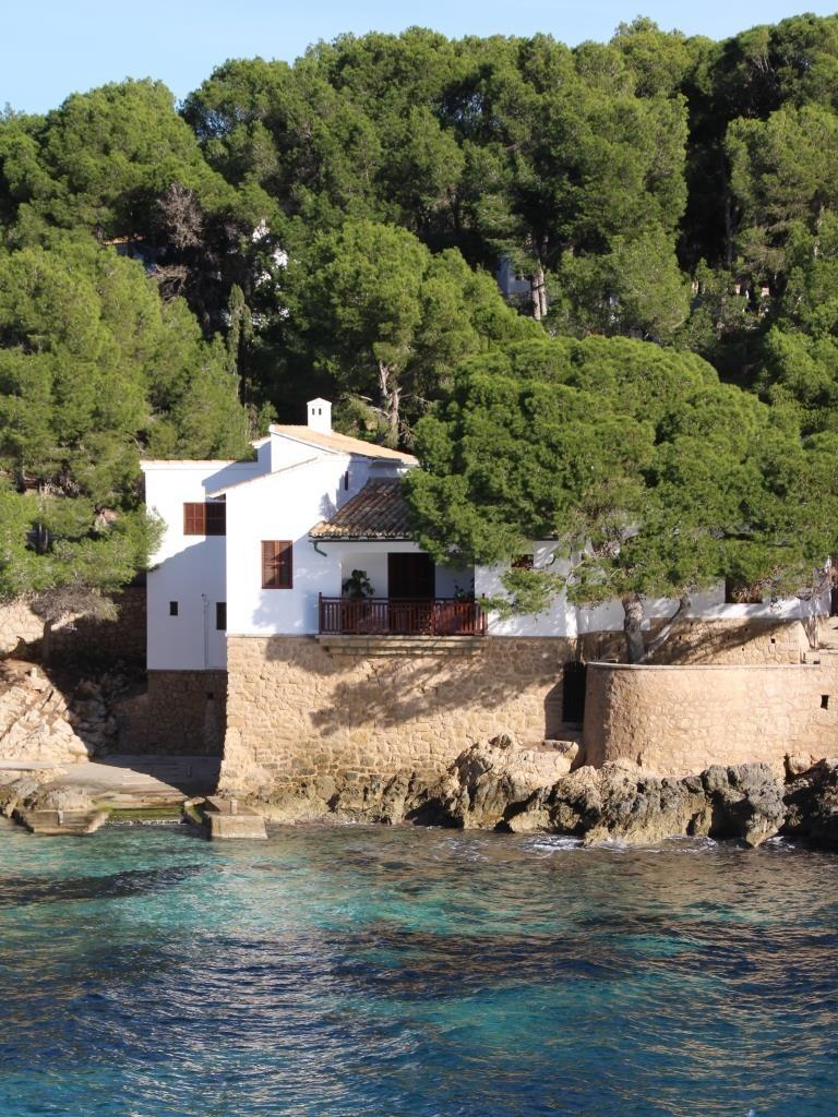 Cala Gat, Mallorca, Spanien