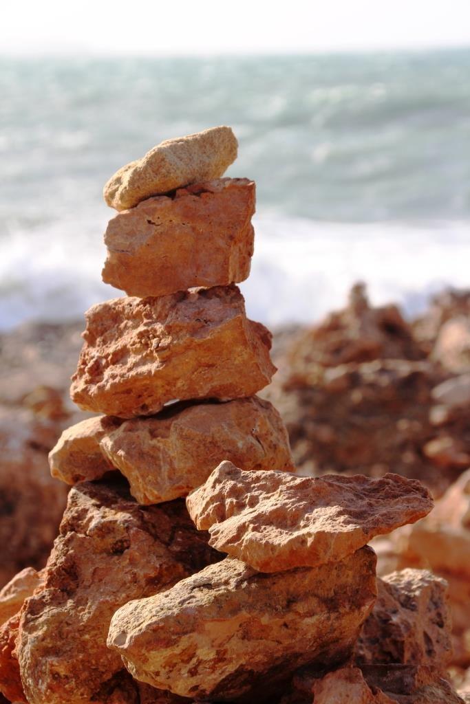 Cap de Ses Salines, Mallorca, Spanien