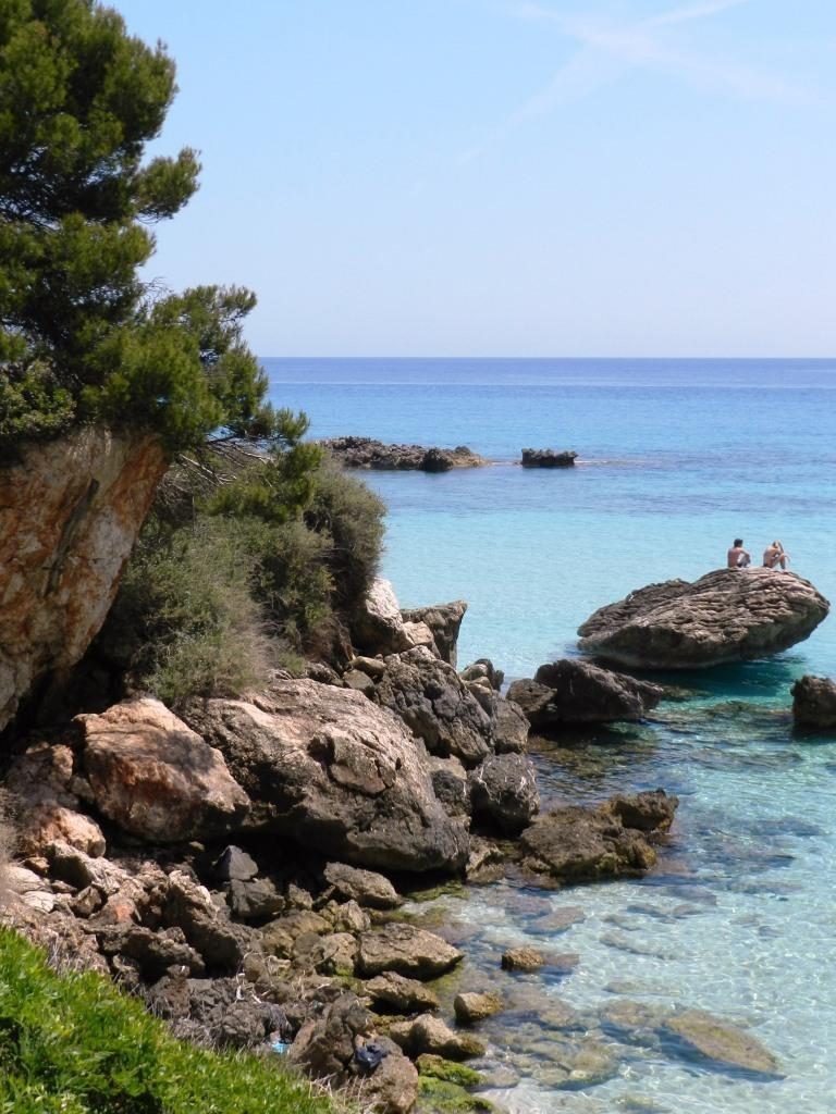 Cala Ratjada, Mallorca, Spanien
