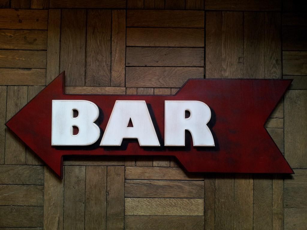 """""""Panneau-bar"""""""