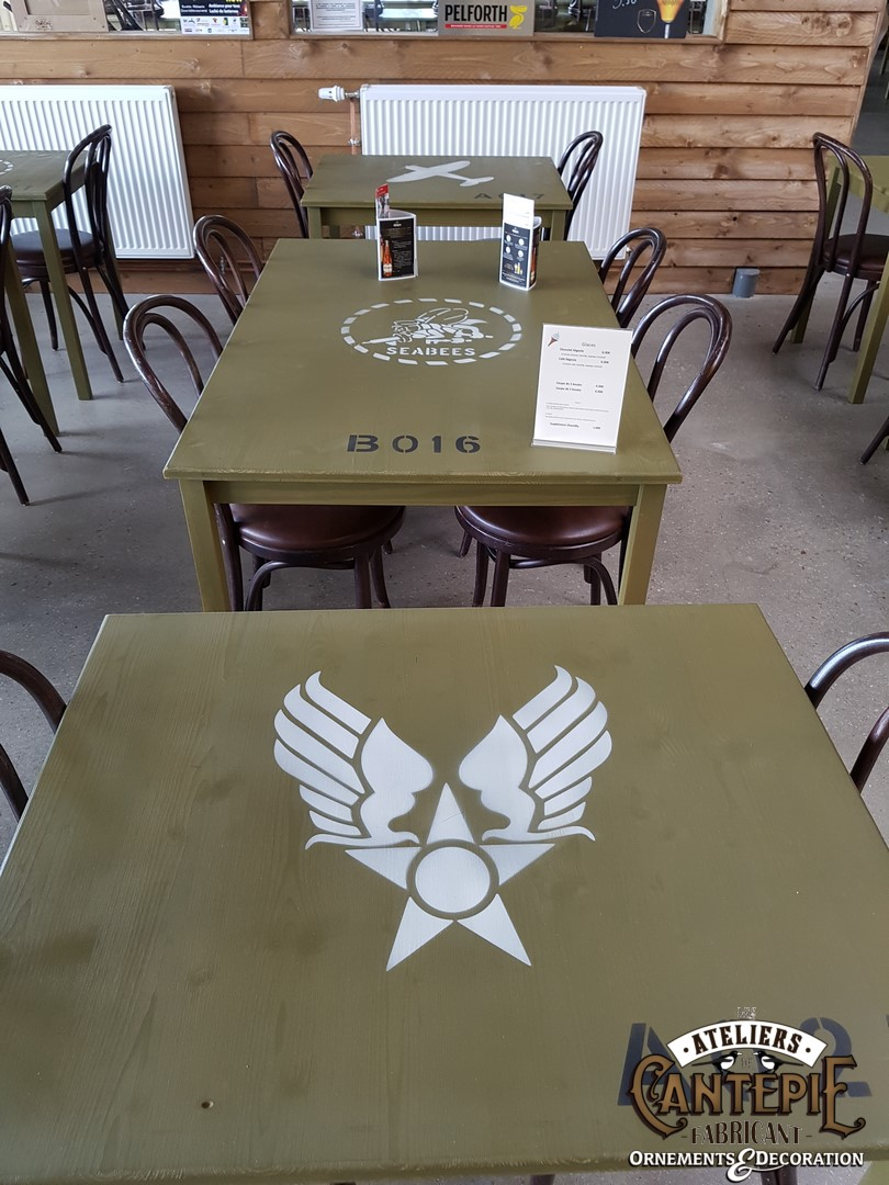 Tables WWII