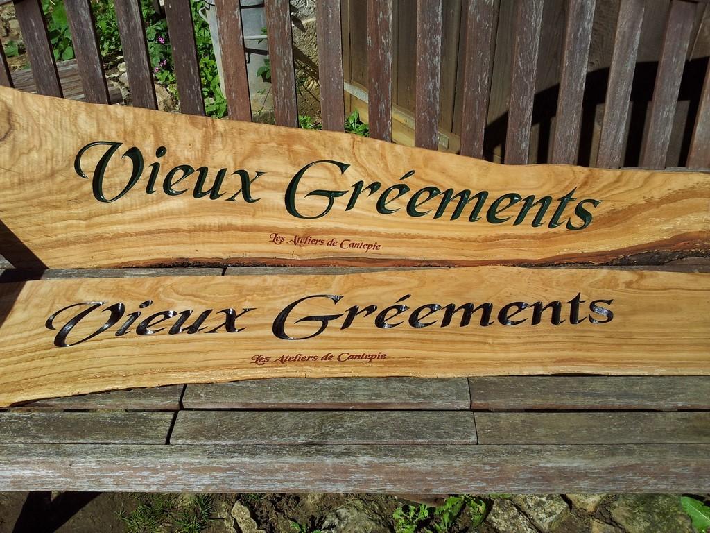 Panneaux décoratifs bois