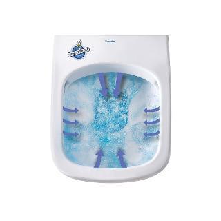Duravit WC Spülung ohne Rand