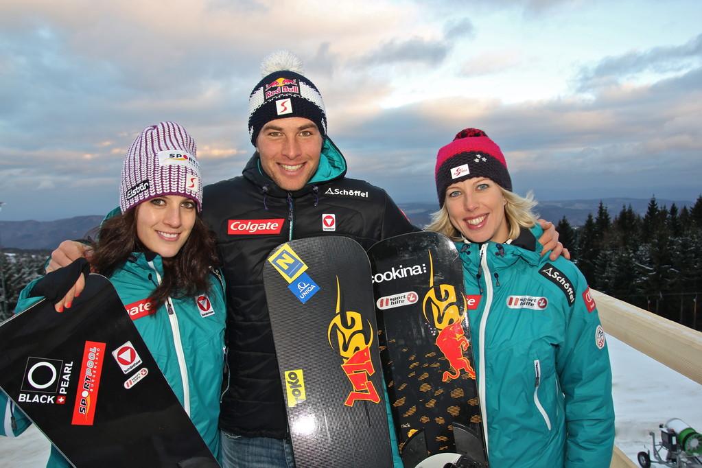 Snowboard Weltcup am Jauerling