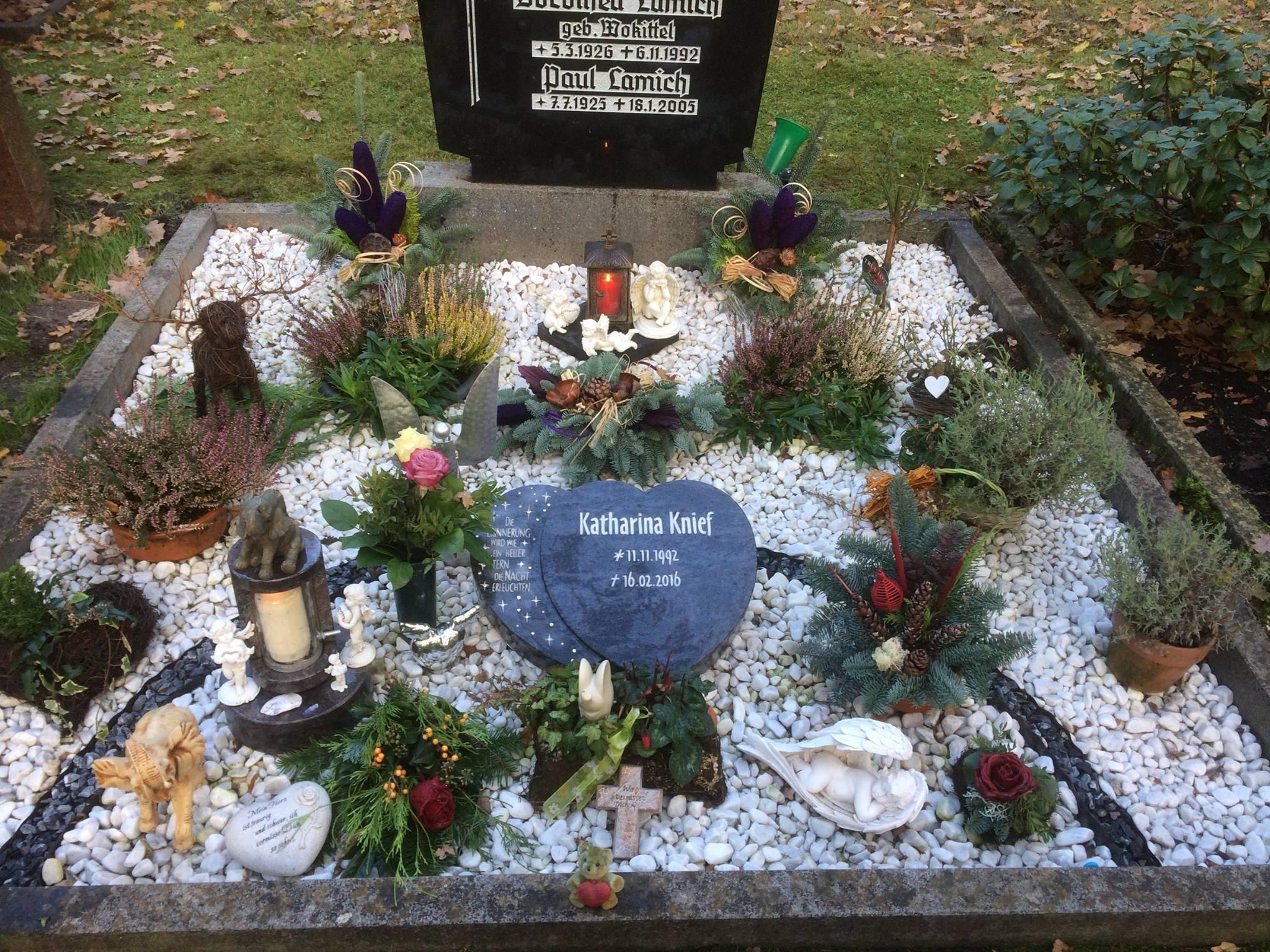 Ihr Grab vom 19.11.2016