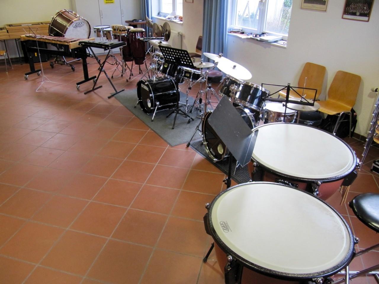 Unterrichtsraum Gottenheim