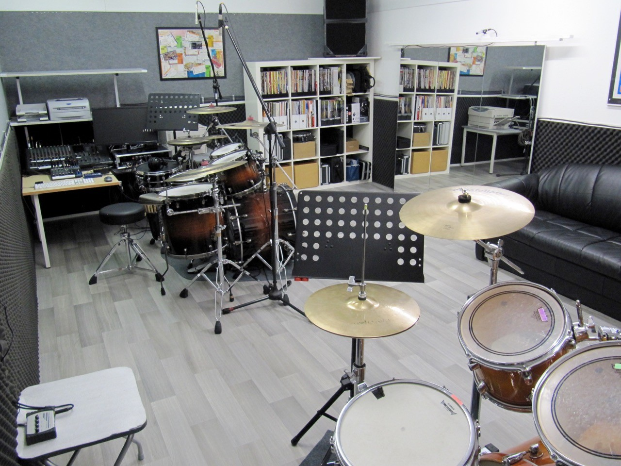 Unterrichtsraum Endingen
